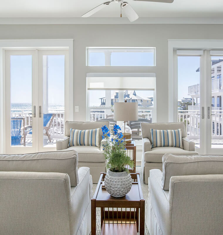 Rosemary Beach Architectual Photography
